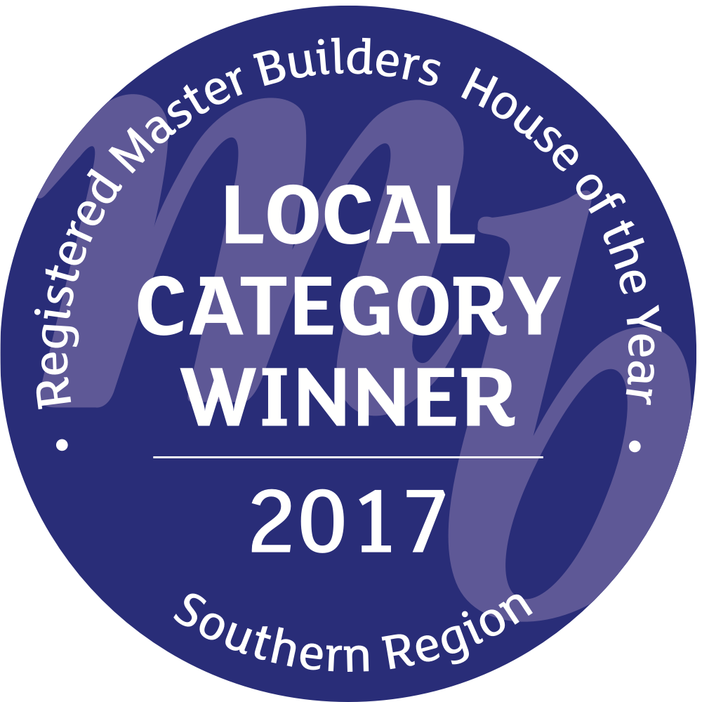 Master Builders Southern Region - 2017 Local Category Winner