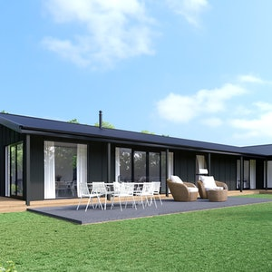 Two Bedroom Houses | Home Designs | Versatile