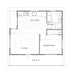 Studio - Floorplan Awarua