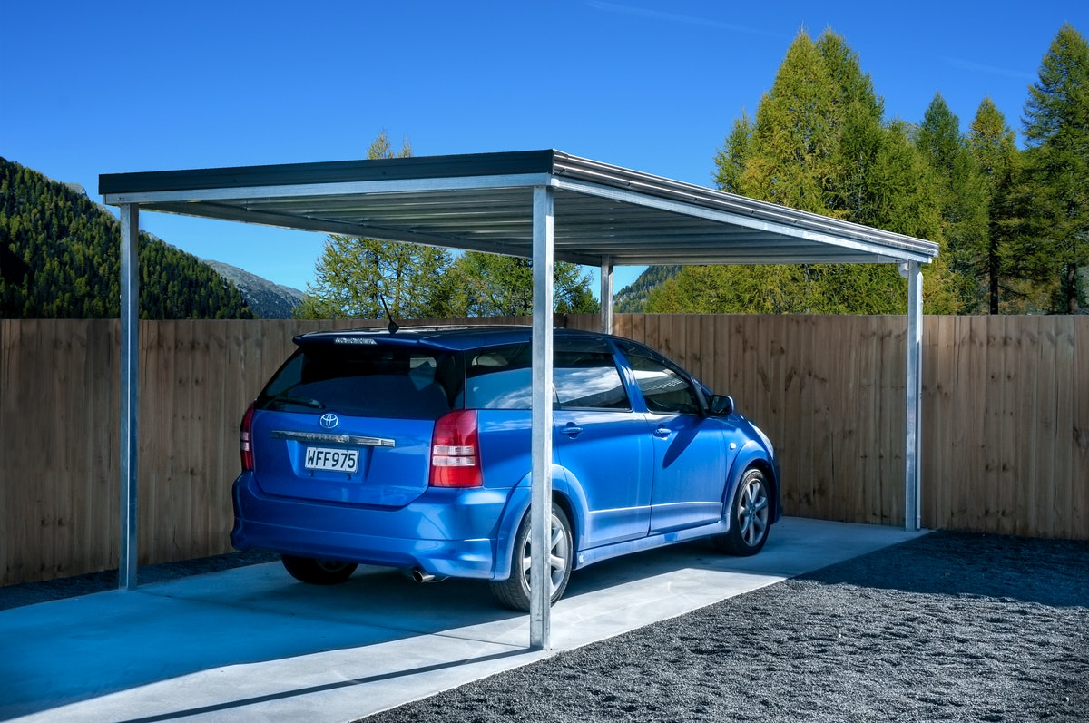 Carports Buildings Versatile