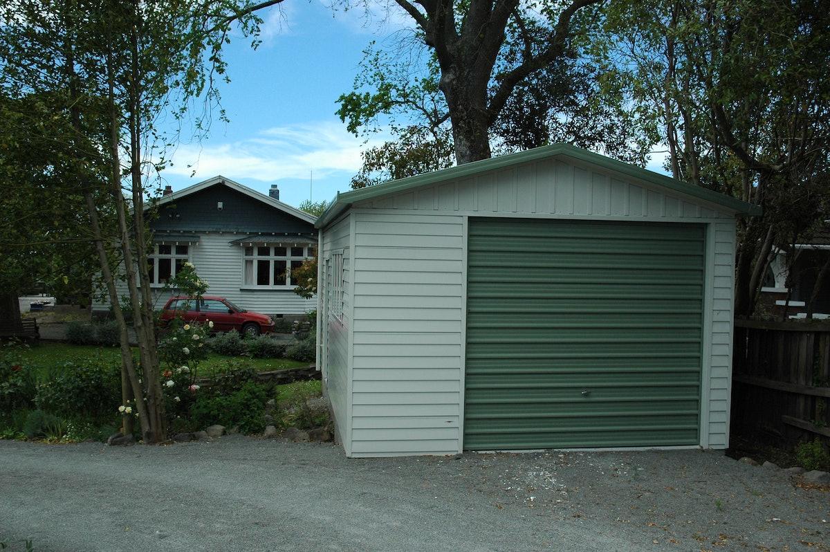 Garage And Carport Combination Plans