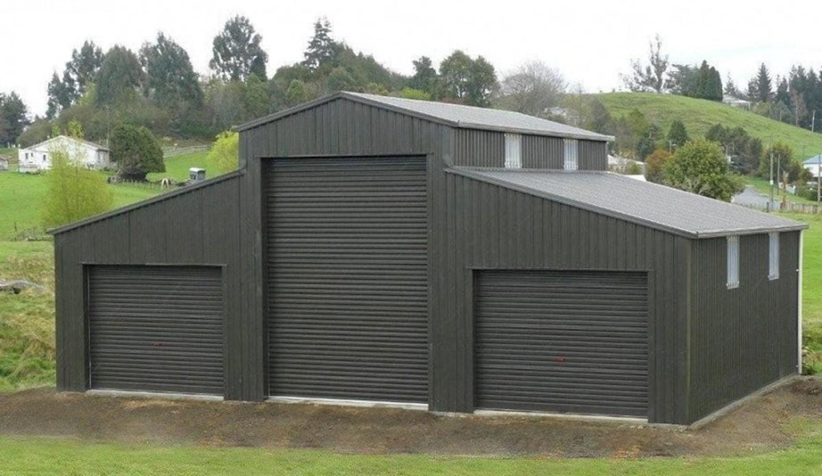 Heritage Barn | Farm Buildings | Versatile
