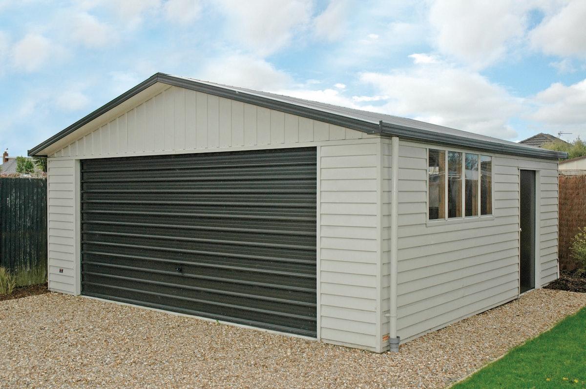 Double Garages Buildings Versatile